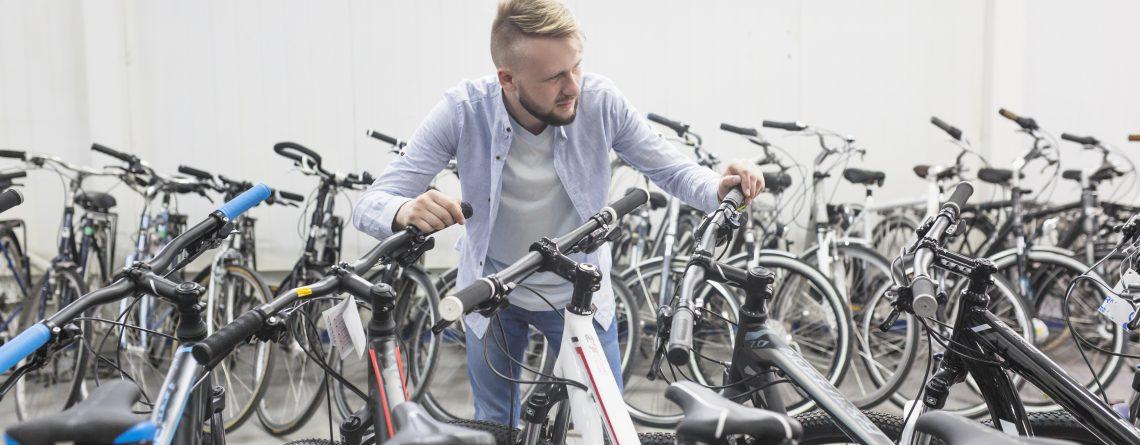 kaip išsirinkti dviratį?