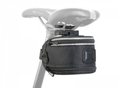 Dviračio krepšys po balneliu Author A-S112 QF9 X9 (juoda)