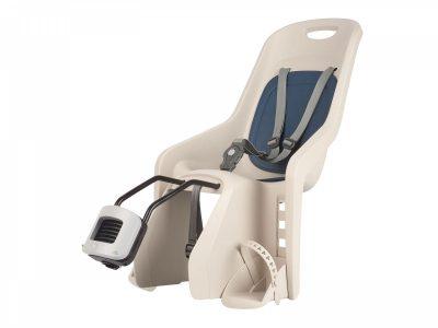 Dviračio kėdutė Polisport Bubble Maxi Plus FF (balta/mėlyna)