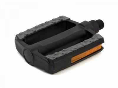 Dviračio pedalai Author APD-128-nSL (juoda/pilka)