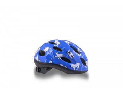 Vaikiškas dviratininko šalmas Author Floppy 48-52 cm (mėlyna)